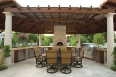 Arbor and Patio Cover