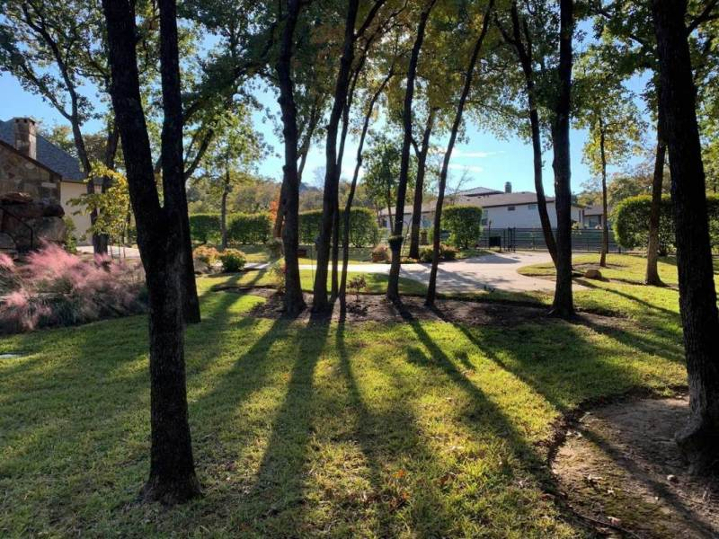 Lawn Mowing and Landscaping Project by Lawn Connections