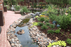 Pool and Water Feature Project - Lawn Connections