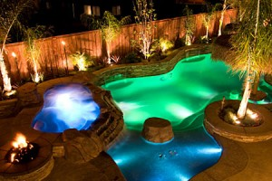 landscape lighting, landscape design, outdoor lighting, lawn care service, landscapers