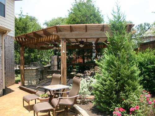 Outdoor Living and Different Ways to Shade