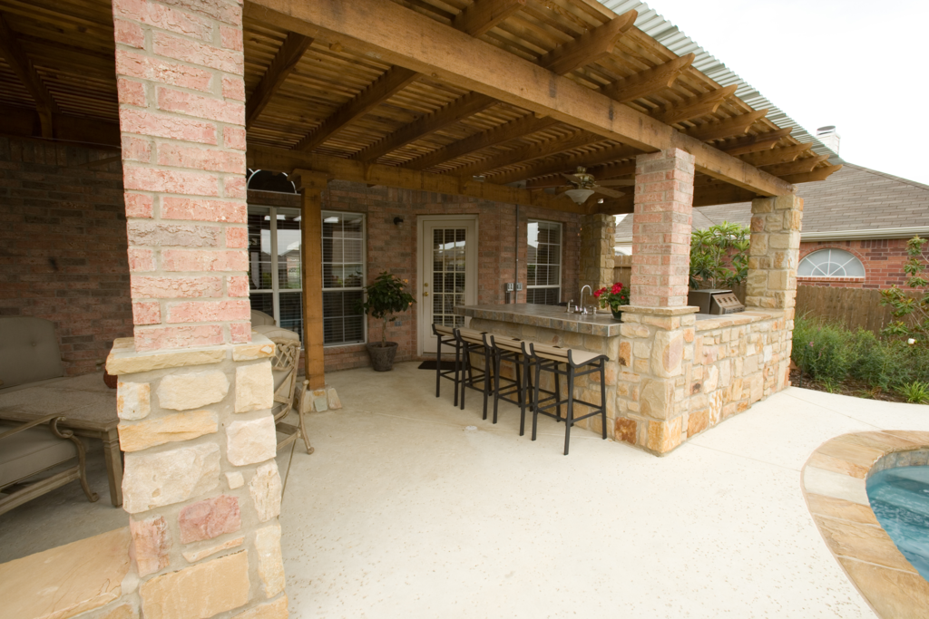 Arbor And Patio Photo Gallery By Lawn Connections