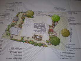 Landscape design from Lawn Connections