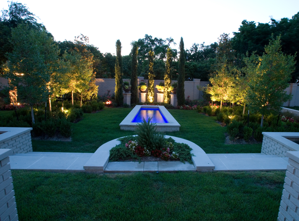 Landscape Lighting from Lawn Connections in Southlake, TX