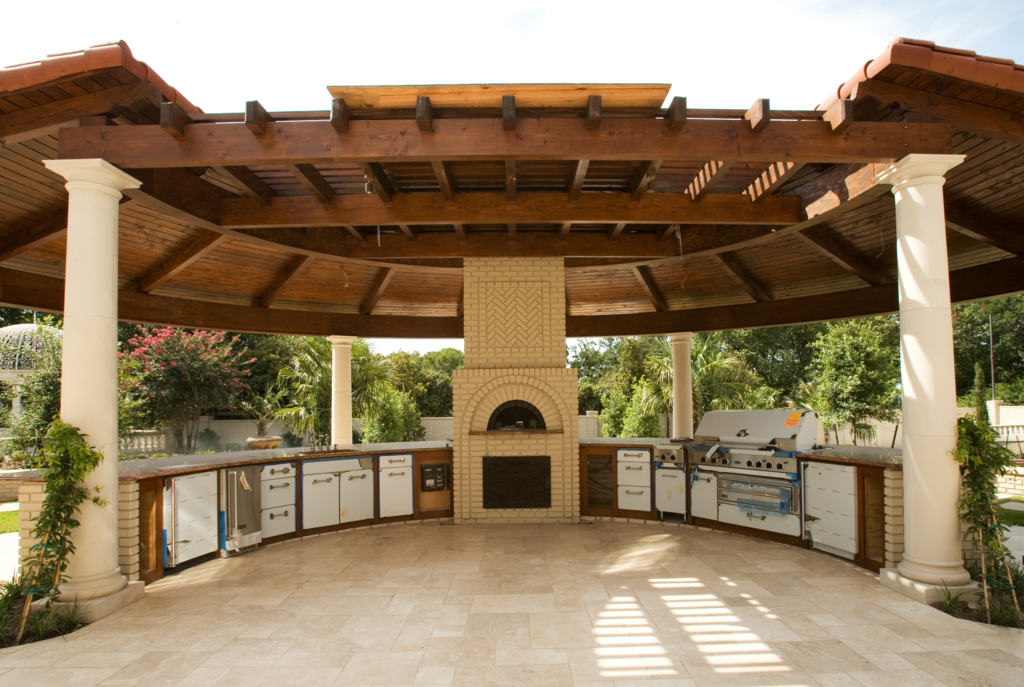 Outdoor Kitchen Photo Gallery Lawn Connections