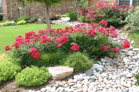 Spring Landscape Design