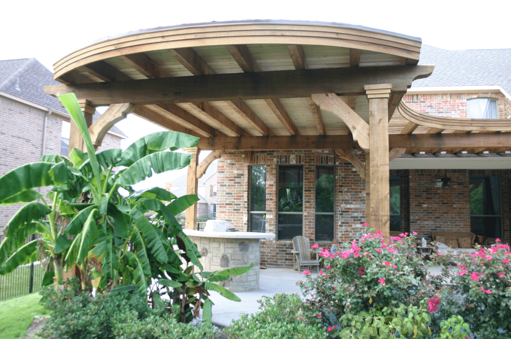 Arbor And Patio Cover Gallery