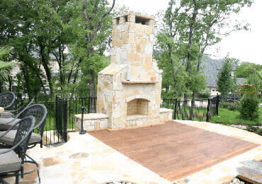 Fire Pit and Fire Place Gallery