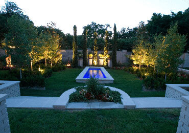 Landscape Lighting Gallery