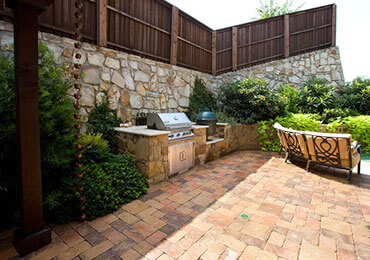 Outdoor Kitchen Gallery