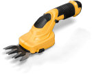 yellow hedge trimmer